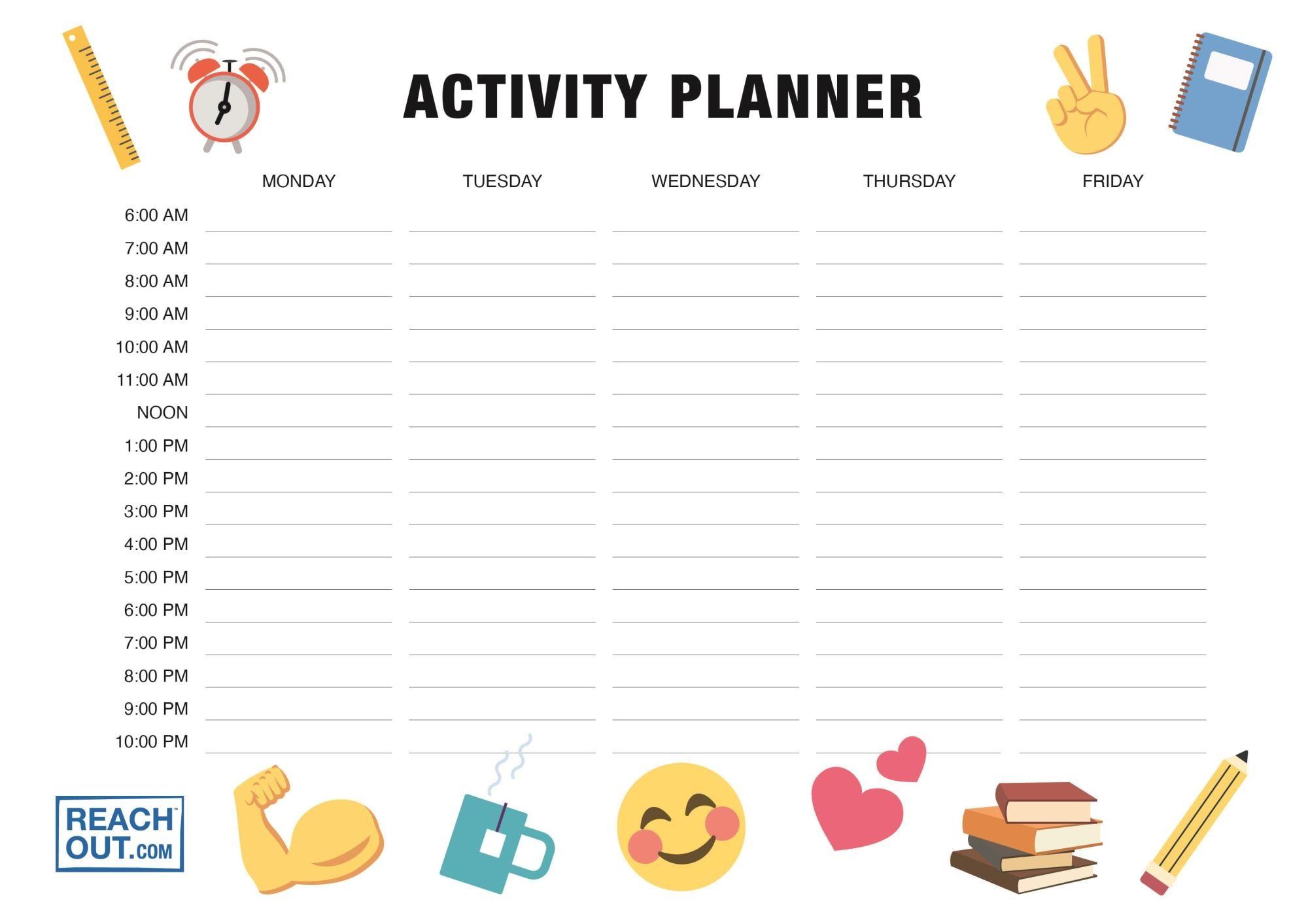 RO00_Schedule_Activity