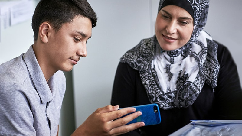 Teens and online privacy new rules